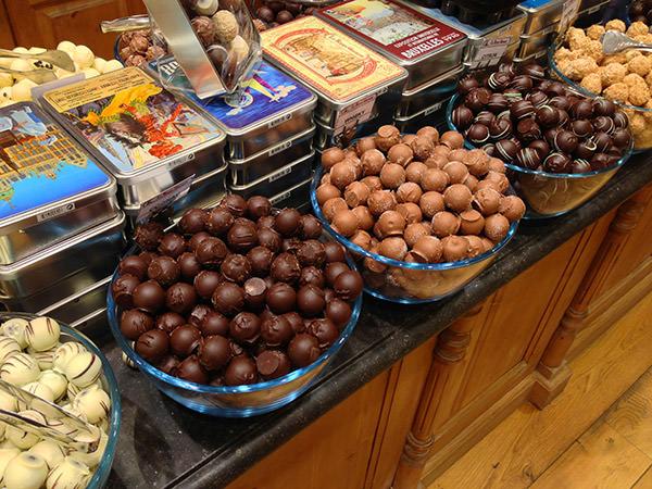 Belgian Chocolate!
