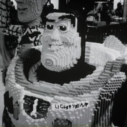 CRT Buzz Lightyear LEGO
