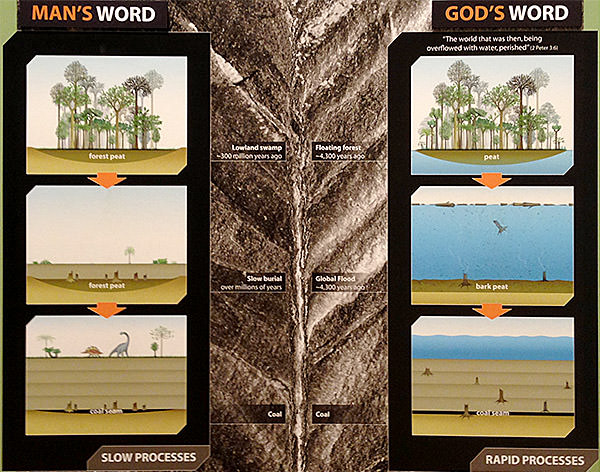 Man's Word vs. God's Word!
