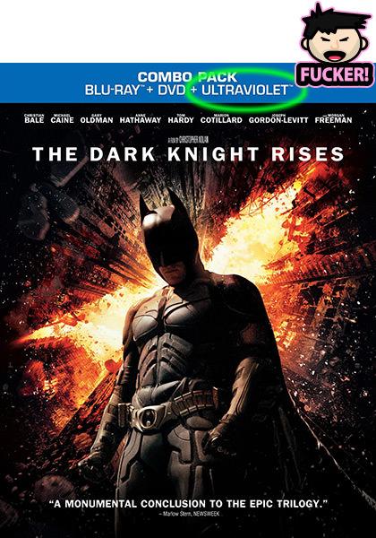 Dark Knight Ultraviolet MutherFucker