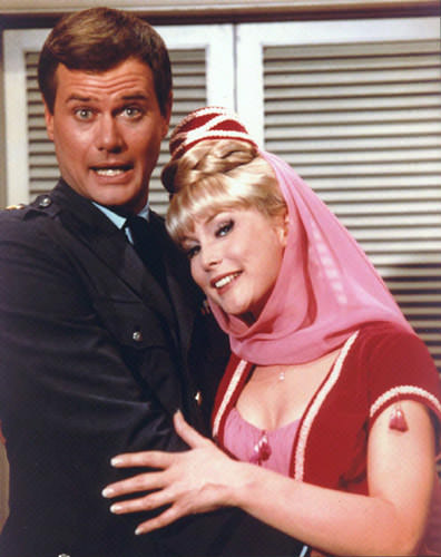 Larry Hagman Dreaming of Jeannie