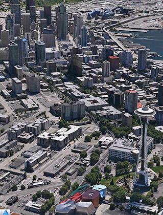 Maps Seattle