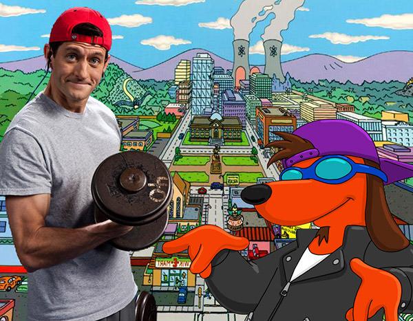 Poochie and Paul Ryan