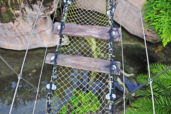 Trek Bridge Missing Boards