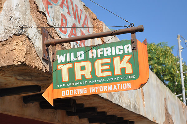 Wild Animal Trek