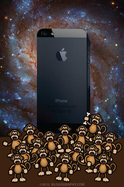 DaveToon iPhone5 2001