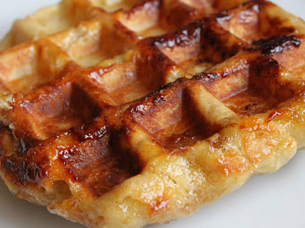 Belgian Waffle!