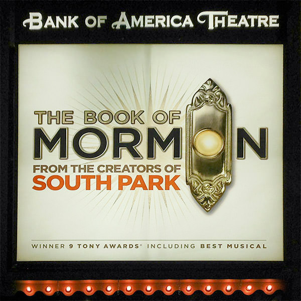 Book of Mormon at Chicago's Bank of America Theater