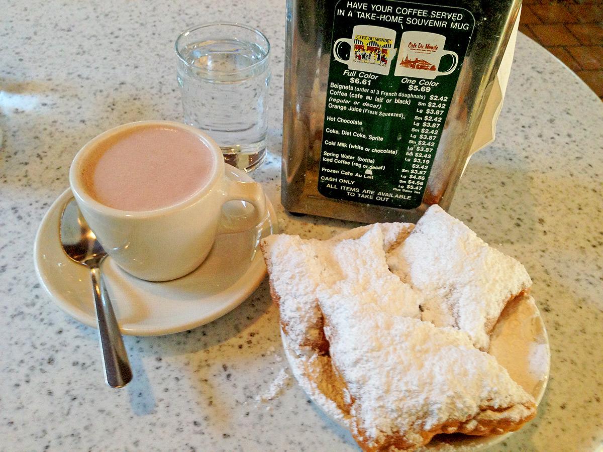 Cafe Du Monde Redux