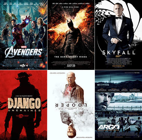 Dave Best Movies 2012 Part 1