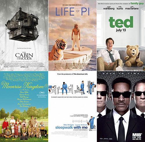 Dave Best Movies 2012 Part 2