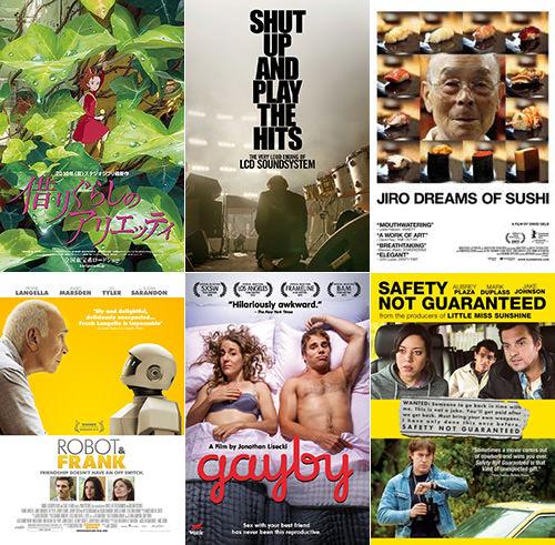 Dave Best Movies 2012 Part 3