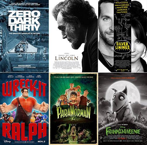 Dave Best Movies 2012 Part 4
