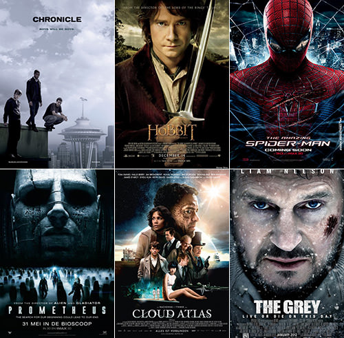 Dave Overrated Movies 2012