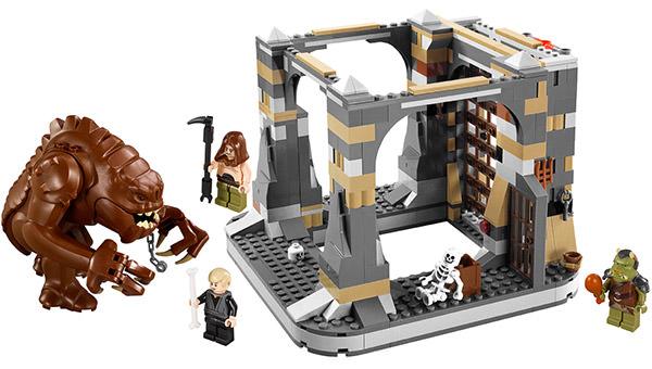 Rancor Pit LEGO