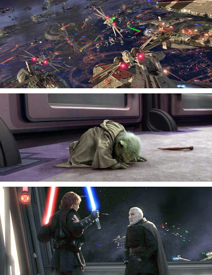 Sith Spoilers