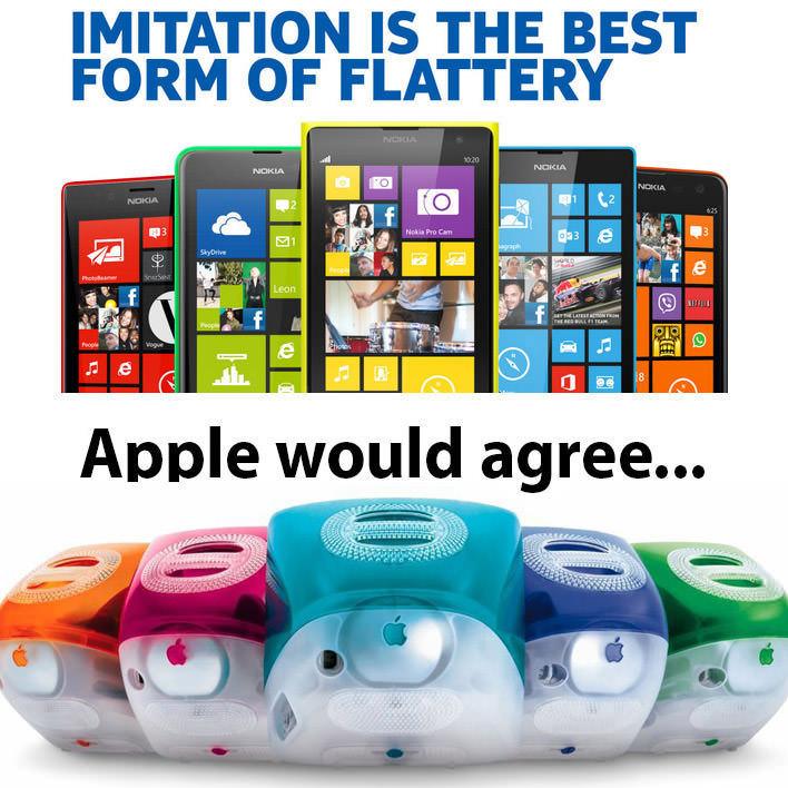 Apple Agrees!