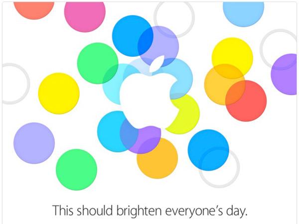 Apple Event Invitation