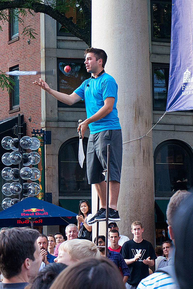 Boston Juggler