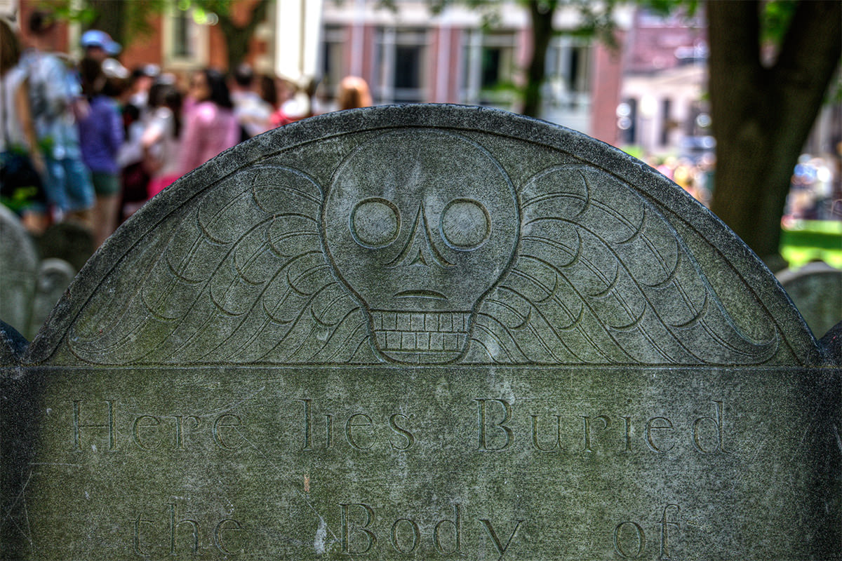 Boston Tombstone