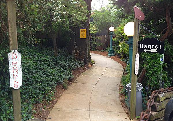 Dante's Path