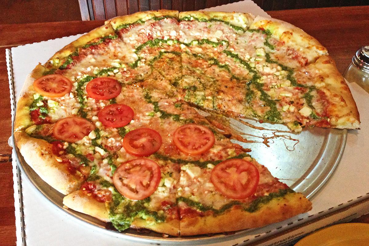 Famous Ed's Pizza