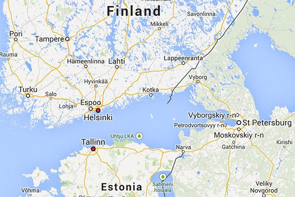 Tallinn Tram Map Plugin Tolge