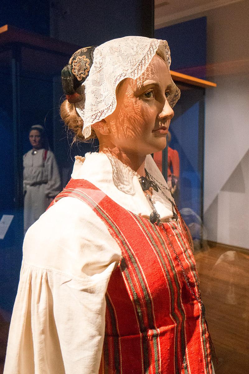 Museum of Finland Waxwork