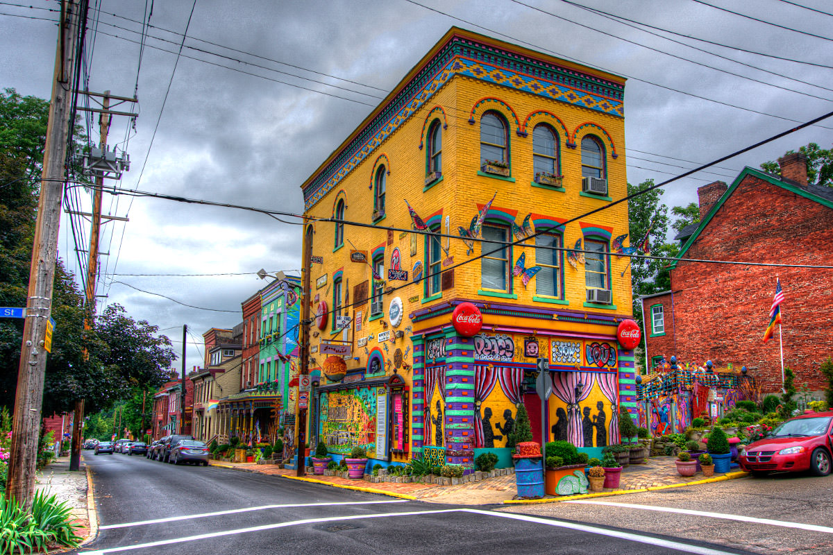 Randyland Corner Street