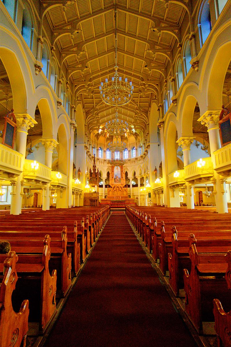 St. John's Church Helsinki