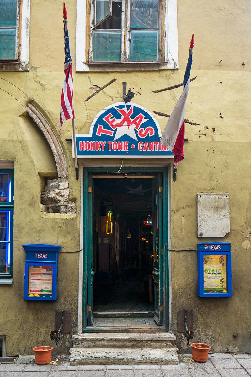 Texas Honky Tonk Cantina