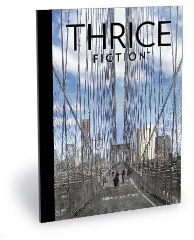 Thrice Fiction No. 8 Render