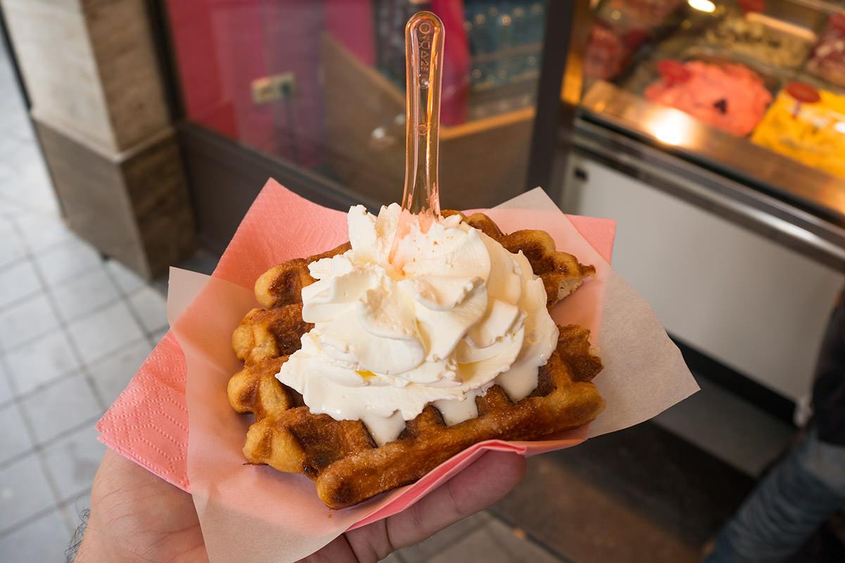 Waffle in Maastricht