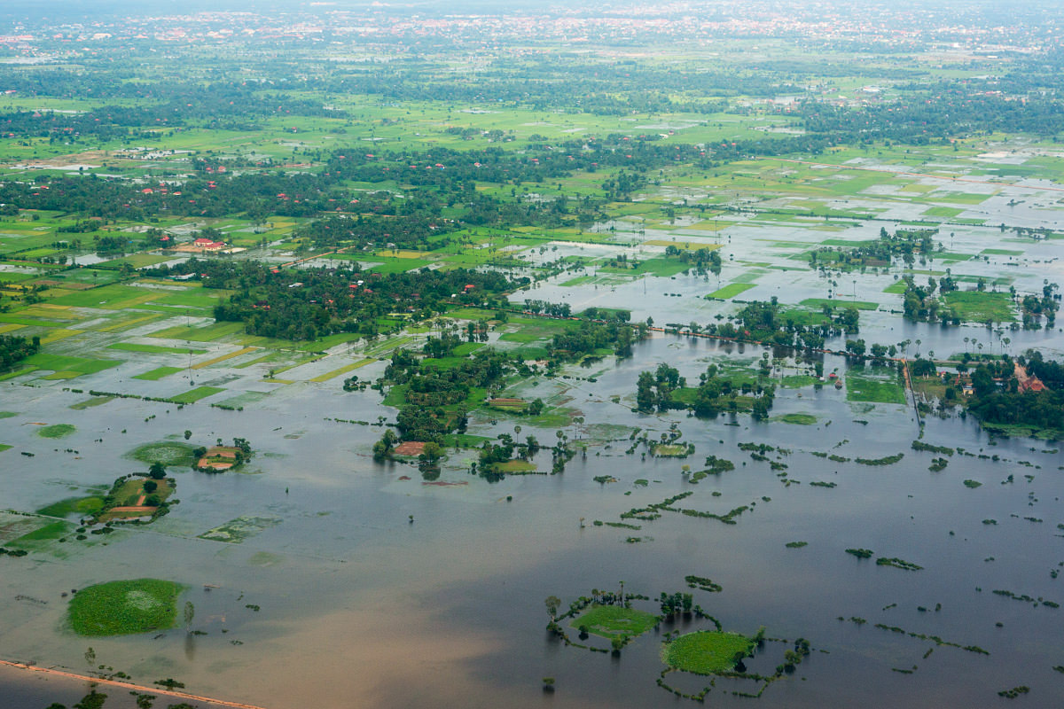 Pakse Flooding