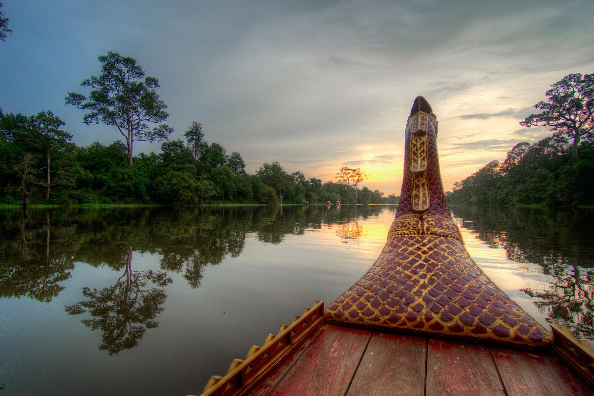 Angkor Gondola Ride
