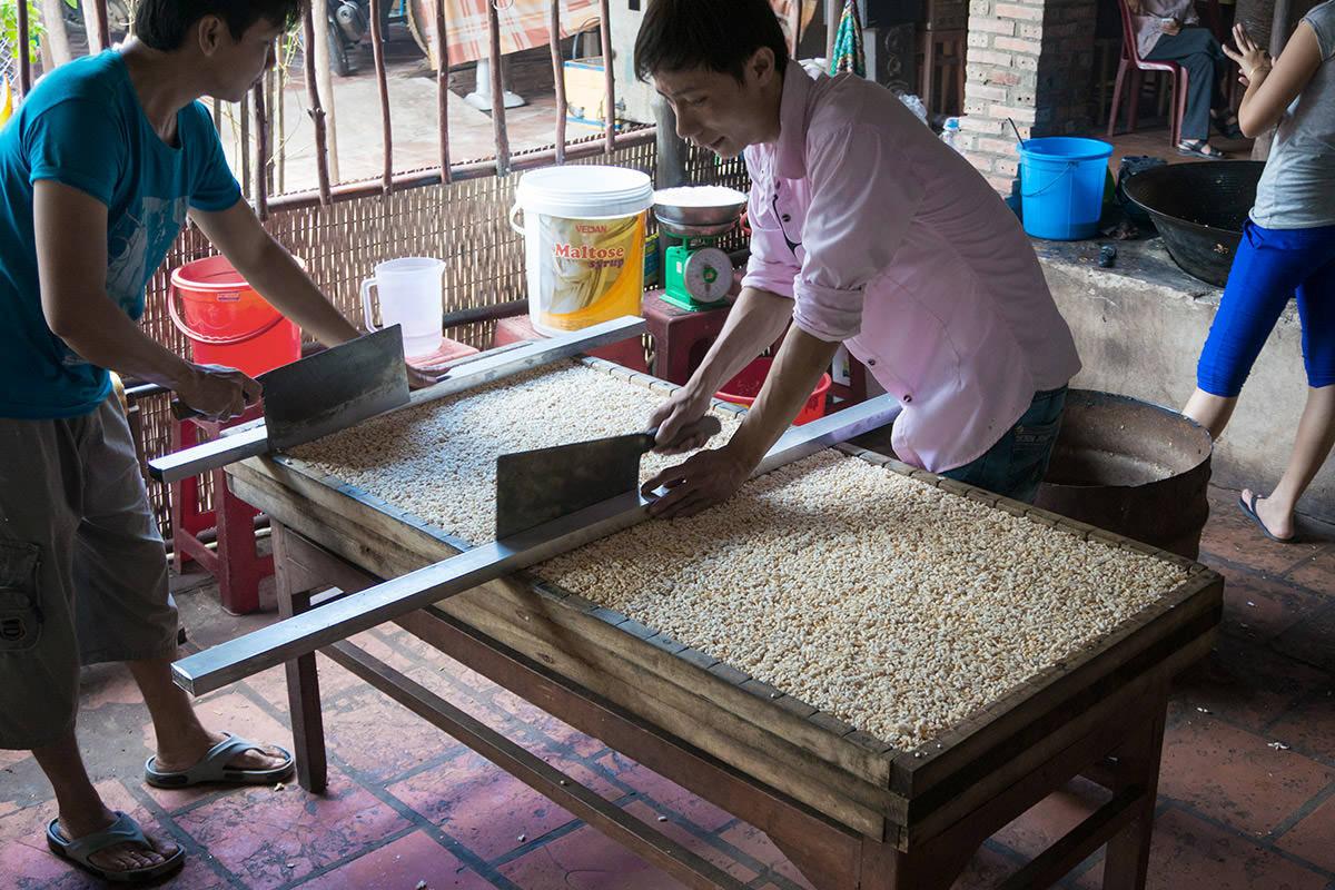 Mekong Vietnam Rice Candy Shop