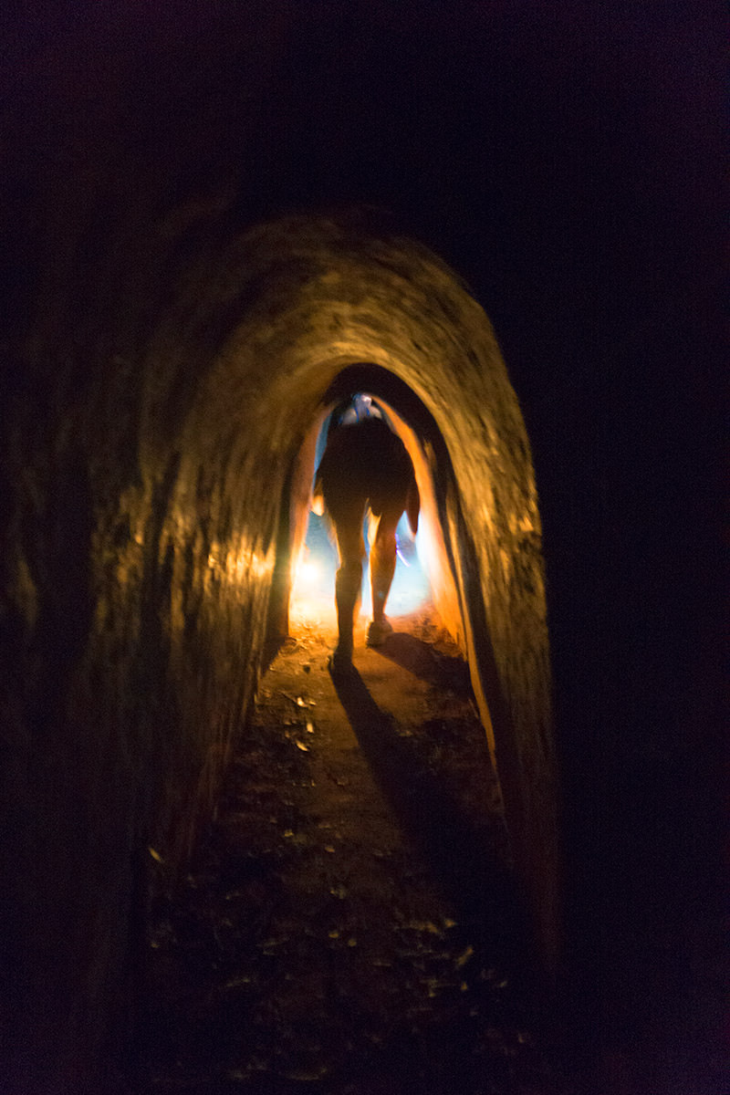 Củ Chi Tunnel