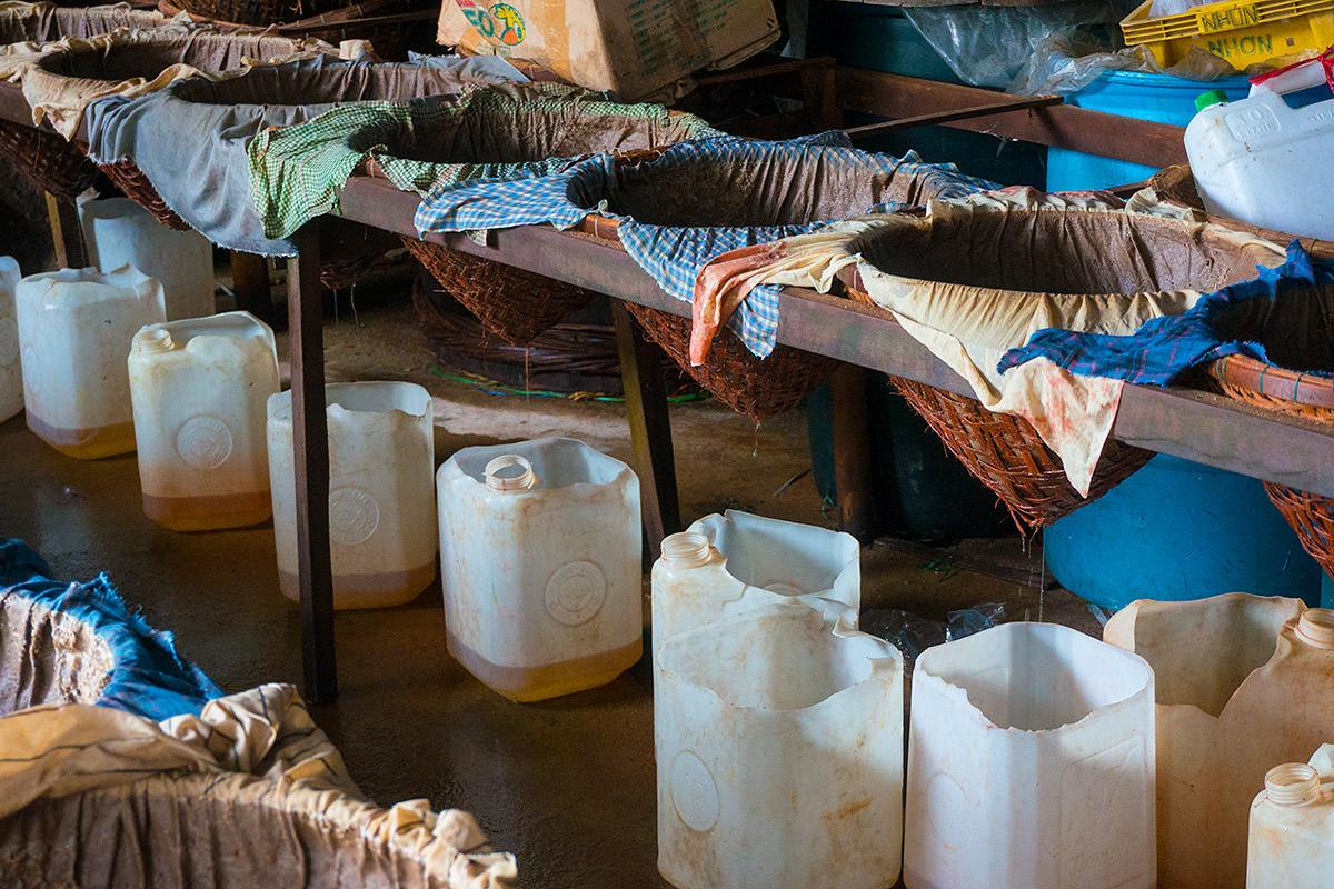 Making Fish Sauce in Vietnam