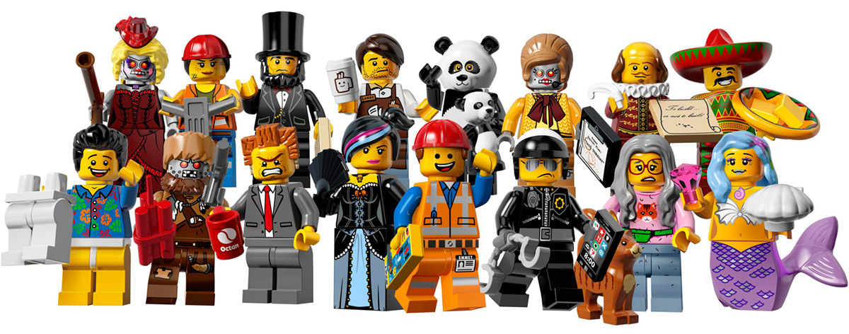 LEGO Series 12