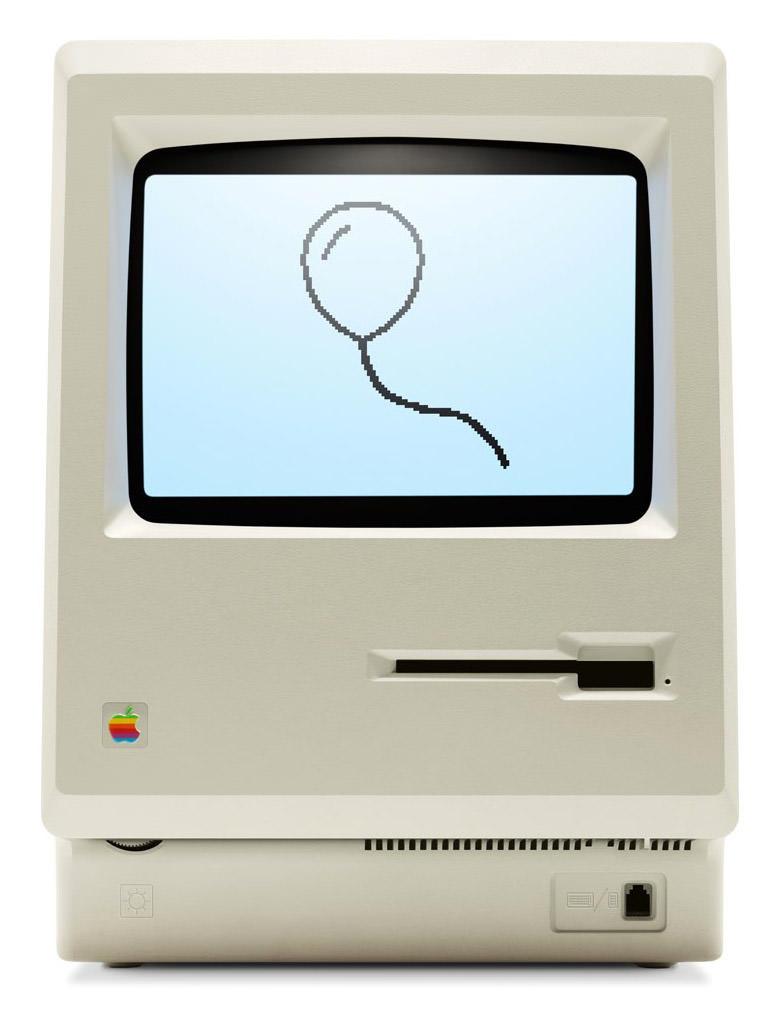 Macintosh 30th Birthday