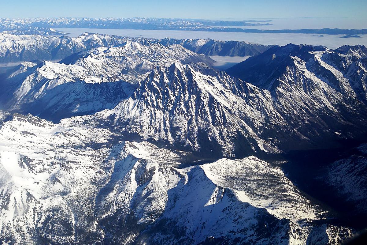 No Snow on the Mountain