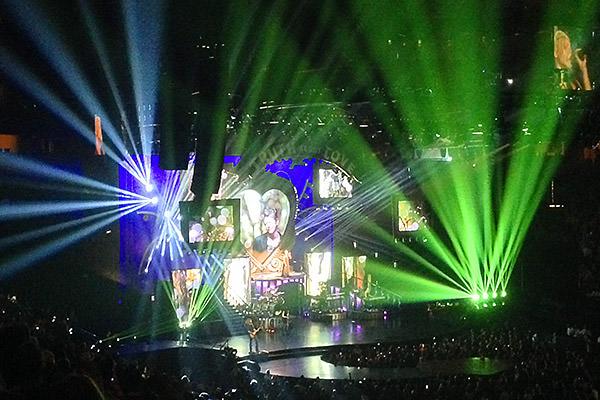 P!ink in Concert!