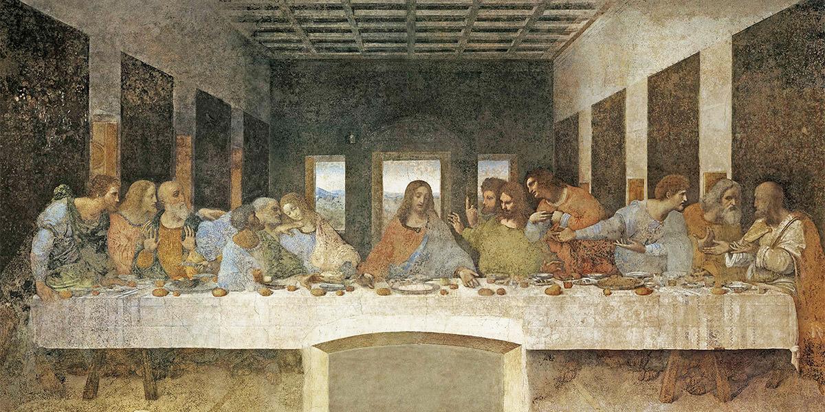 Last Supper of Convent of Santa Maria delle Grazie