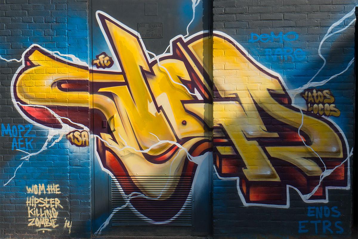 Leeuwarden Graffiiti