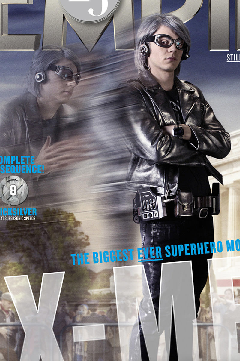 Shitty Fucking Quicksilver from Bryan Singer