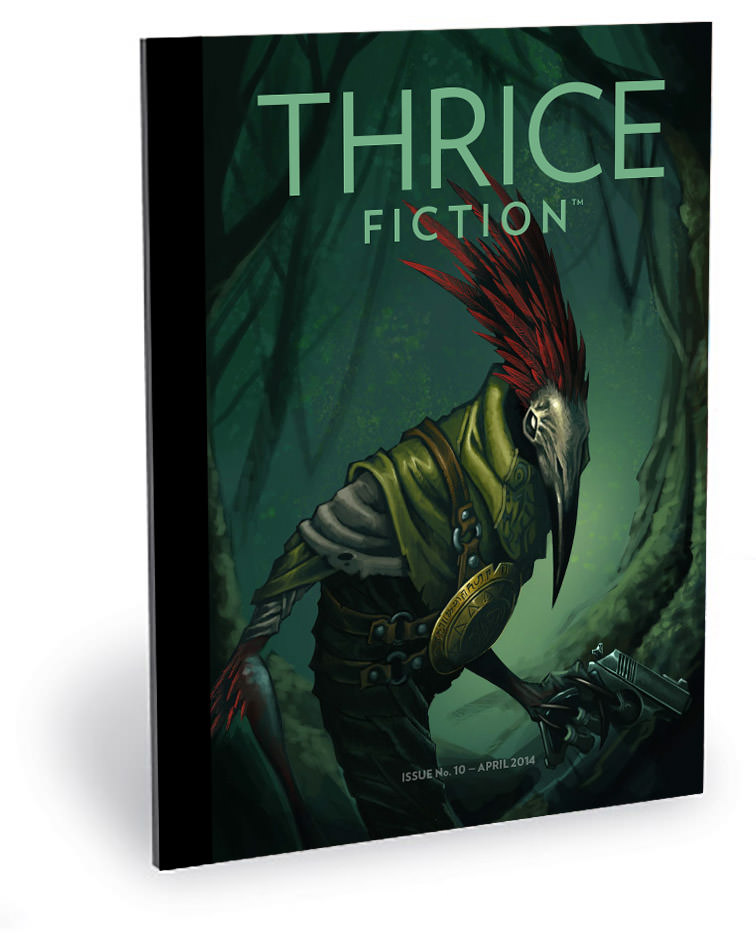 THRICE Fiction No. 10!