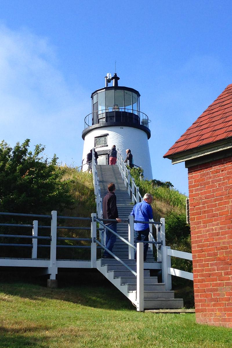 Owl's Head Lighthouse, Maine