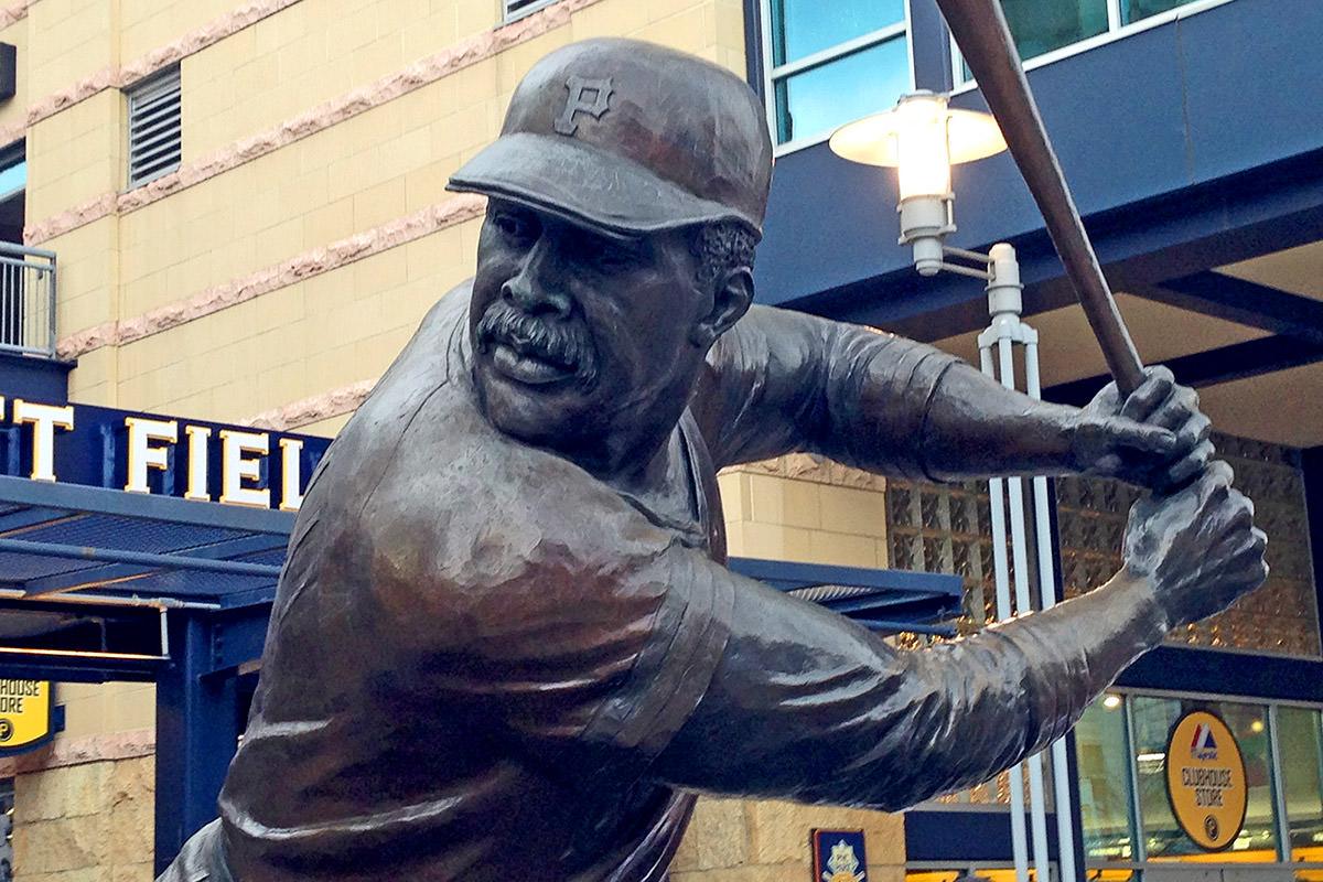 Willie Stargell Statue
