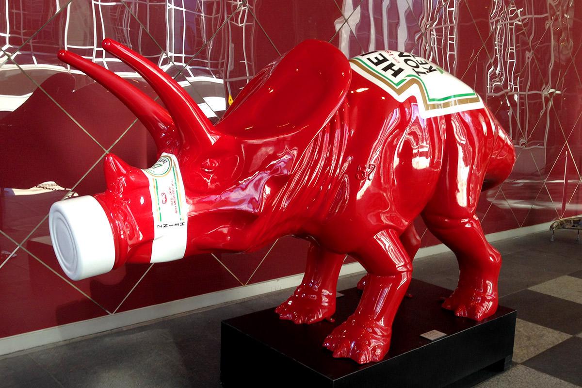 Ketchup Dino
