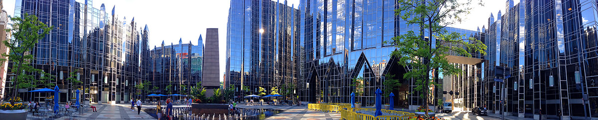 PPG Place Plaza